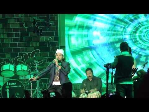 Kun Faya Kun from Rockstar - Javed Ali Live at Phoenix Mall Bangalore 27th December, 2014