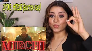DIVINE - MIRCHI Feat. Stylo G, MC Altaf & Phenom | Reaction Video 2020