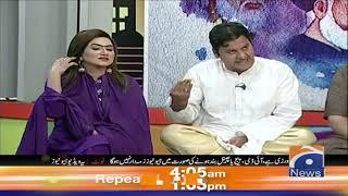 Khabarnaak | Ayesha Jahanzeb | 10th April 2020 | Part 01