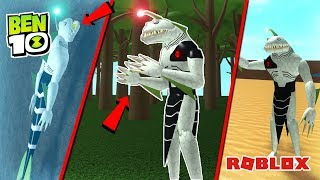 *OML* RIPJAWS ADDED & Sound Update In Ben 10 Arrival Of Aliens REMAKE!