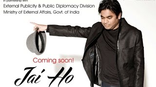 JAI HO - A FILM ON A. R. RAHMAN (Trailer)