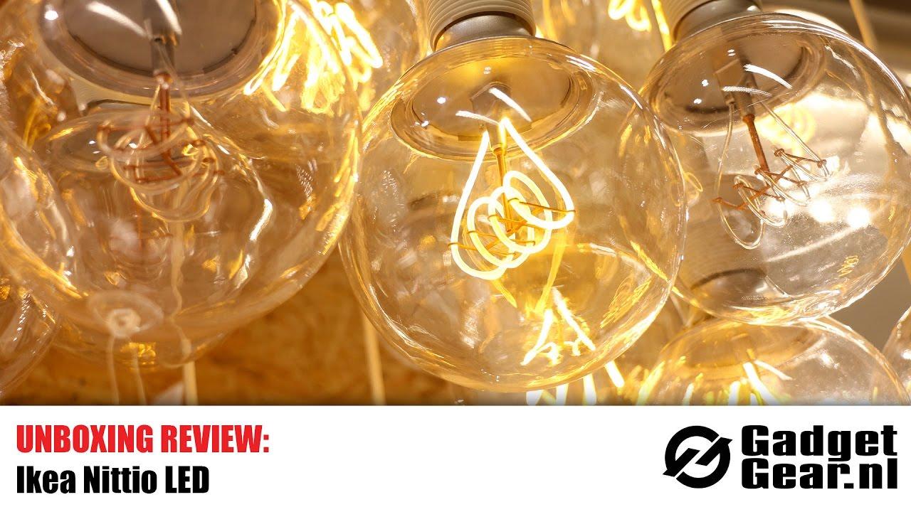 LED Unboxing Unboxing Nittio Nittio LED ReviewIkea Unboxing ReviewIkea ReviewIkea Lamp Nittio Lamp HIEDYW29