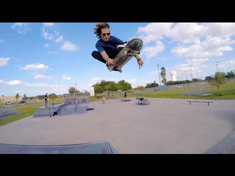 Edinburg Skatepark Sesh!