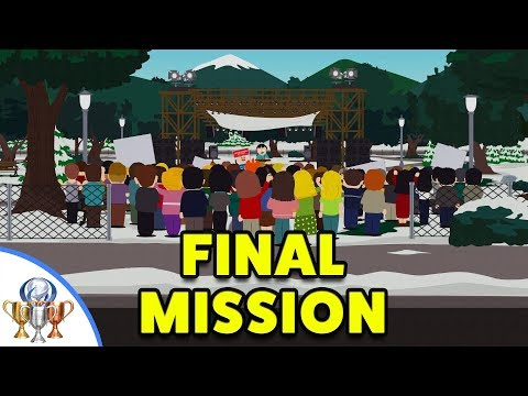 South Park The Fractured But Whole - Farts of Future Past Walkthrough - FINAL MISSION & ENDING