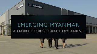 i-Profile: Emerging Myanmar - A Market for Global Companies I