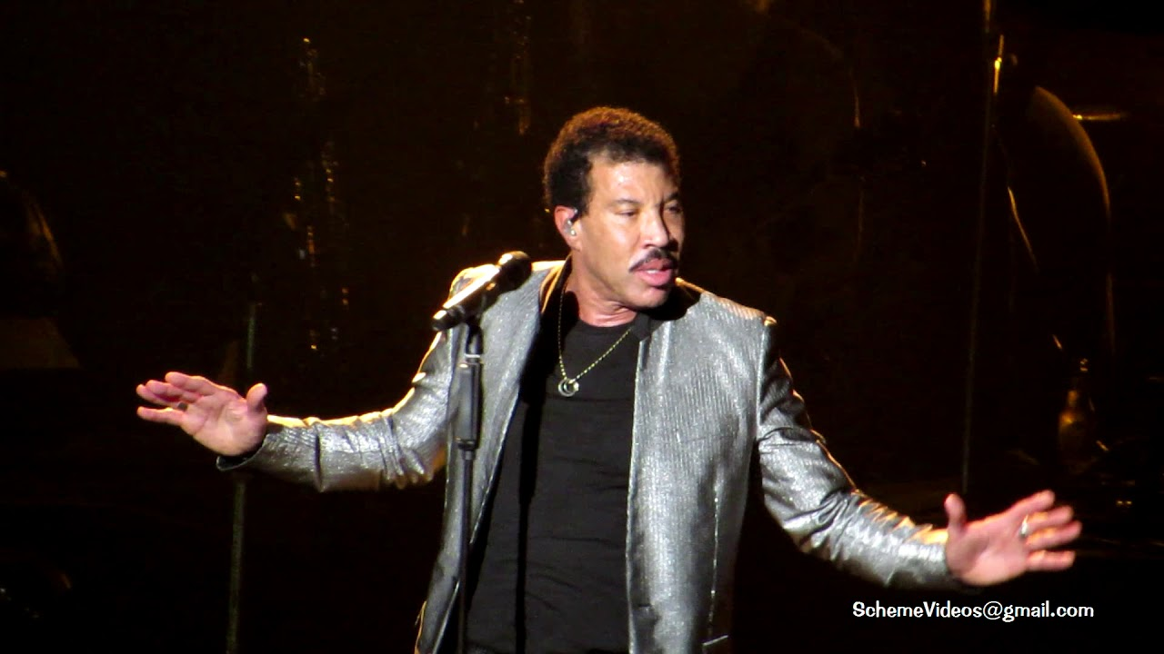 Lionel Richie Truly Madison Square Garden New York City 8 19 17 Youtube