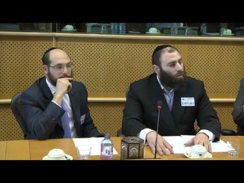 Conference at the European Parliament: Freedom of religion AND/OR Mutual Respect - 2012