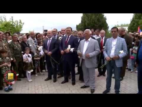 Հաղթանակի օրը Երևանում - TV Programm «Capital» - 09.05.2015