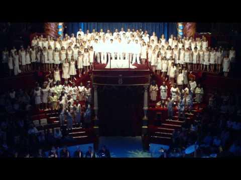Carmina Burana au Cirque d'Hiver avec l'Académie de musique de Paris, O Fortuna