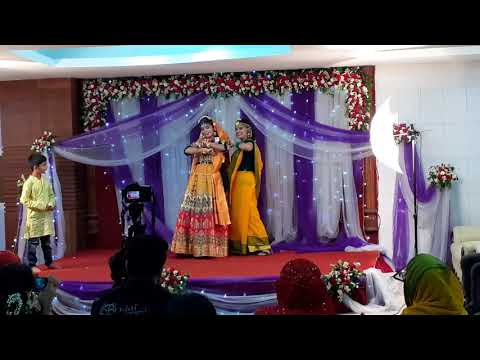 Download Bola Churia & Hindi Mix Song  Dance Holud Nights Dance in Bangladesh Weeding video Performence