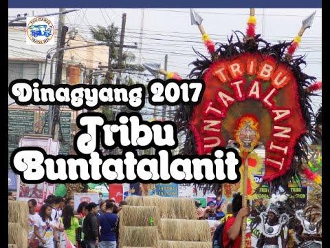 TRIBU BUNTATALANIT - DINAGYANG FESTIVAL 2017|FULL HD