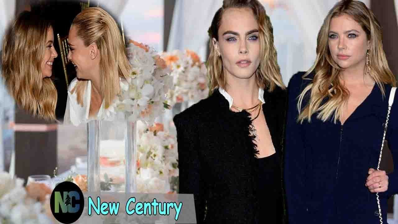 Are Cara Delevingne and Ashley Benson Married?