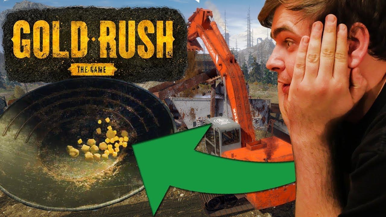 REKORDOWA ILOŚĆ ZŁOTA – Gold Rush: The Game #3