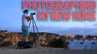 Landscape Photography in Lagos, Portugal AKA Our New Home