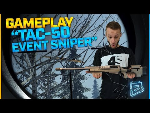 EVENT SNIPER DIONE RING OF ELYSIUM TAC-50 GAMEPLAY
