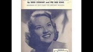 Patti Page – Tennessee Waltz Video Thumbnail