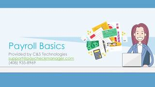 Payroll Basics For Small Business