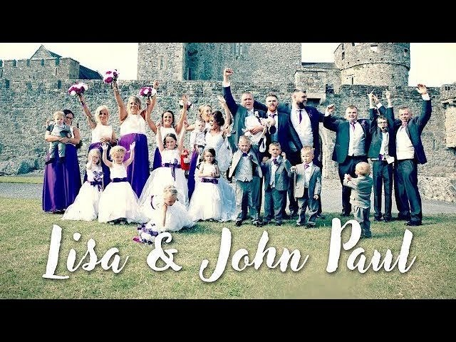 John Paul & Lisa - Wedding Film