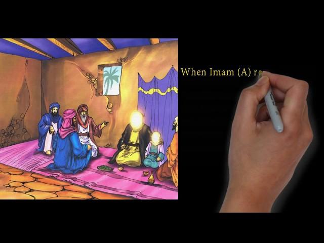Part 2 of 10 - Imam Husain's (A) Departure from Madina - Muharram