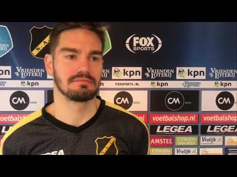 VOORBESCHOUWING | Dorian Dervite blikt vooruit op NAC - FC Utrecht