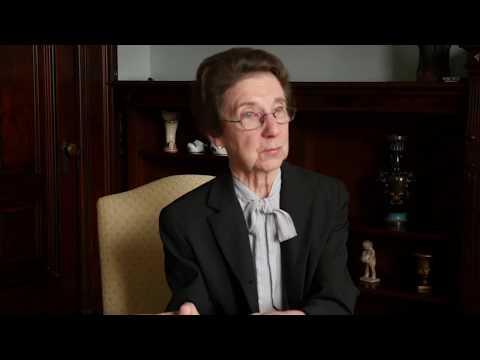 Voices of SJC: Oral History - S. Elizabeth A. Hill - Spring 2017