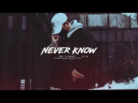 "Drill Rap Beat ""NEVER KNOW"" 