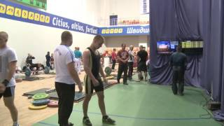 Тяжелая атлетика. Чемпионат Украины-2016. Мужчины, 69 кг. Городок, Хмельницкая область
