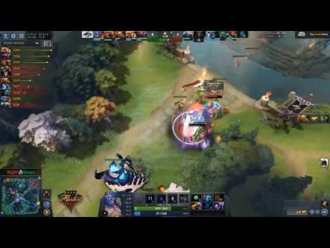 Secret vs Newbee The Manila Masters 2017 Game 2