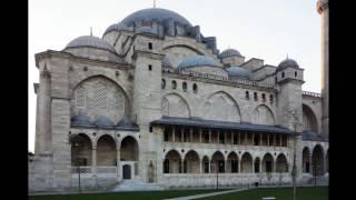 Süleymaniye Camii, İstanbul (Sanat Tarihi / İslam Dünyasında Sanat)
