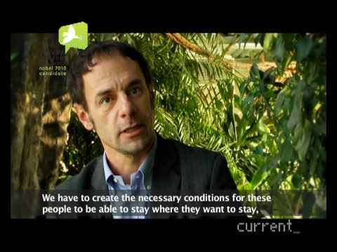 Daniele Trinchero on Internet for the 2010 Nobel Peace Prize