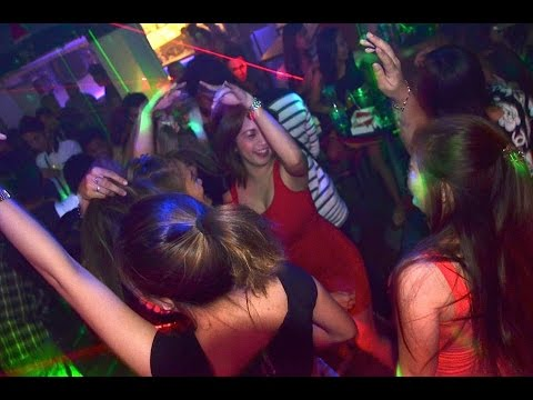 Teen dance night club in california
