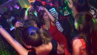 Remix Song 2017 - Night Club Beautiful Girl Dancing  (bars, clubs, girls)