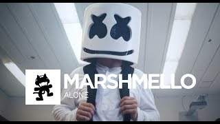 (Drum Cover) Alone - Marshmello