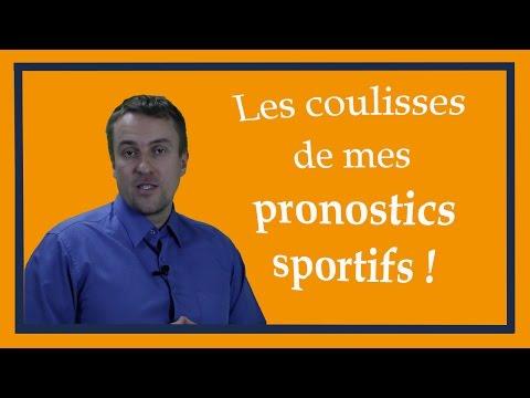 Pronostic sportif : Je vous montre comment j'analyse mes paris sportifs de chez moi !