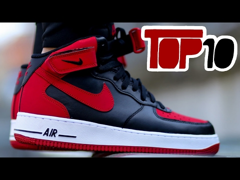 Top 10 Shoes Of 2017 Under $100