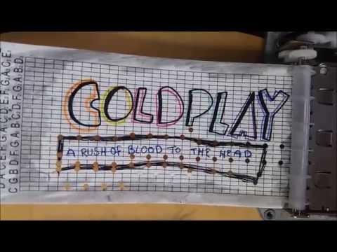 The Scientist Music Box (Coldplay) w/ Lyrics