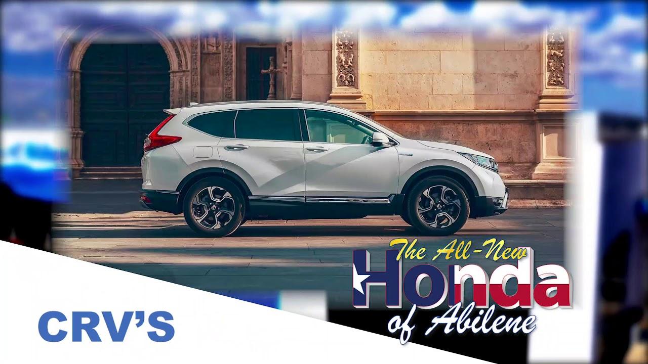 Honda Of Abilene >> It S The All New Honda Of Abilene Baaammm