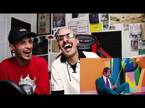 Primeiro React Gringo!!!!! Y2K, Bbno$ – Lalala | [React] Ft. @7Juliao7