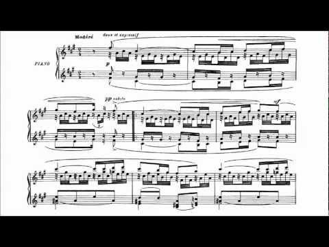 Ravel - Sonatine, No. 1,