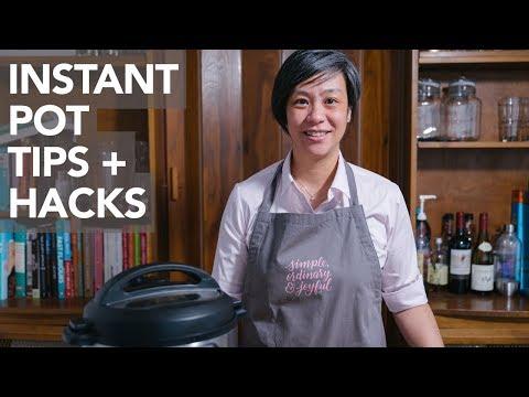 MY TOP 5 INSTANT POT TIPS & HACKS