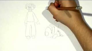 Cómo hacer un dibujo para el Día del Padre