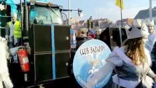 Carnaval Heist 2015 Club Bizarre (aan de vroegere jurytent)