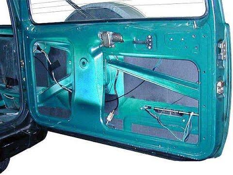 Снятие обшивки двери багажника уаз патриот обзор №4