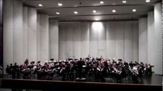 ballard hs symphonic band fantasy on a fiddle tune pierre la plante