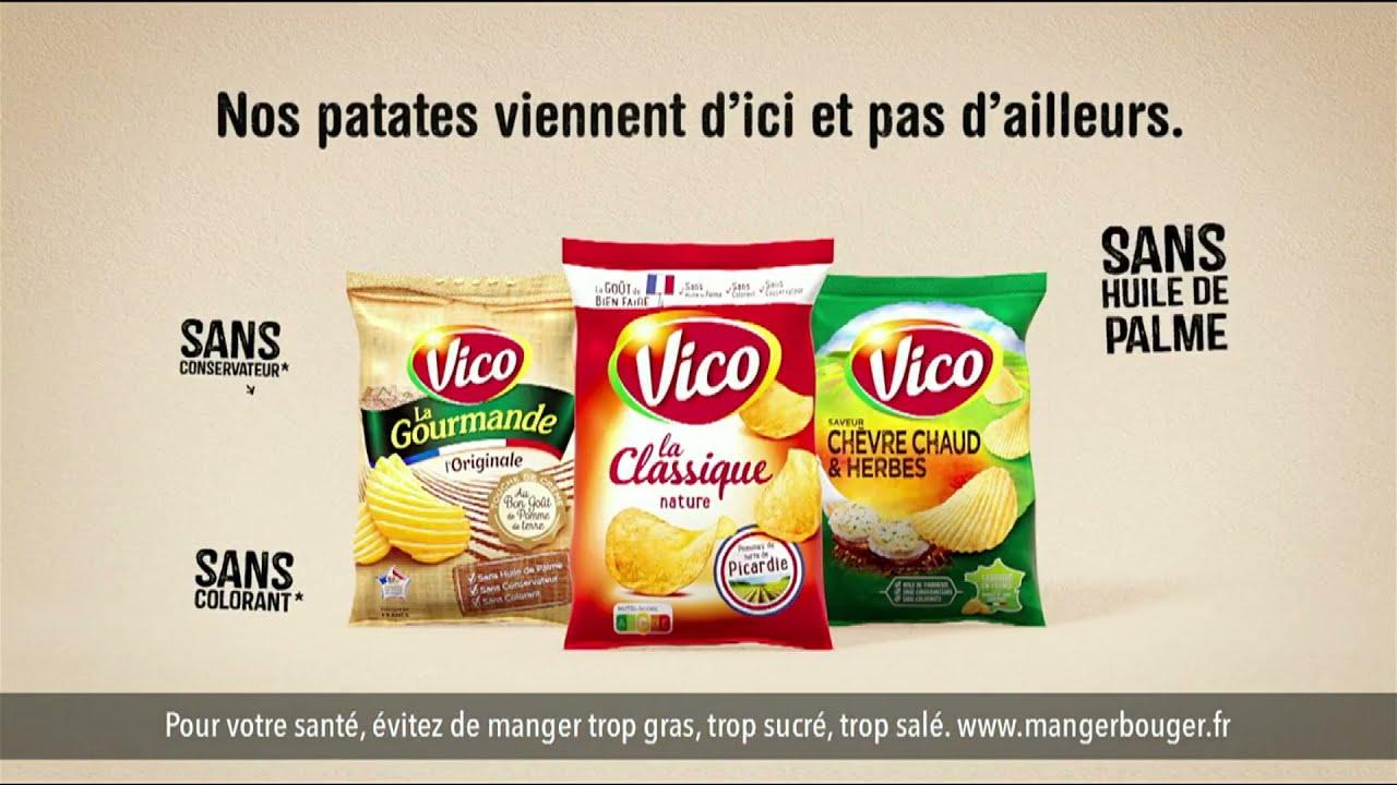 """Musique de la pub Chips Vico """"la nature a bon goût"""" Pub 18s Juillet 2021"""