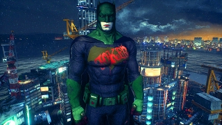 Batman Arkham Knight: Imposter Batman Mod