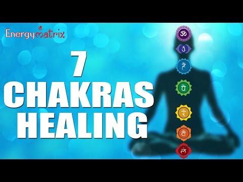 7 Chakras Healing - Hindi Version - Harpreet Kaur Kandhari - Energy Matrix - Meditation