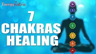 7 Chakras Healing - Hindi Version - Harpreet Kaur Kandhari - Energy Matrix - Meditation