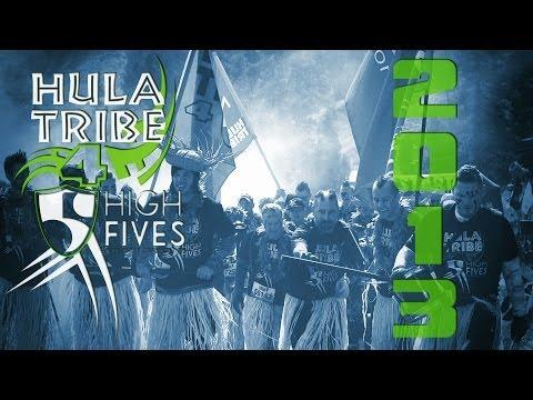 Hula Tribe 4 High Fives 2013