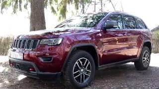 Стоит ли покупать Grand Cherokee с пробегом?